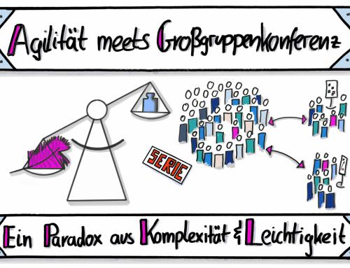 Agilität meets Komplexität: Ein Paradox aus fester Struktur und Selbstorganisation