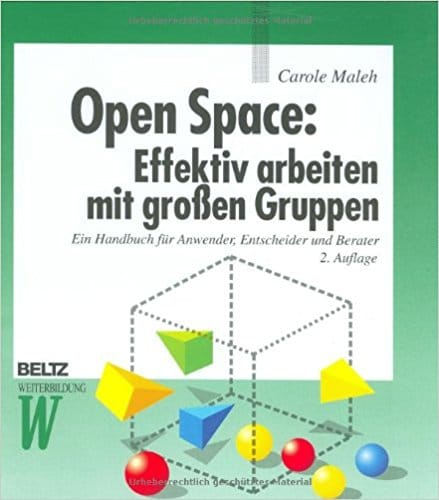 Open Space: Effektiv arbeiten mit großen Gruppen